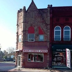 Main Street Pizza Building